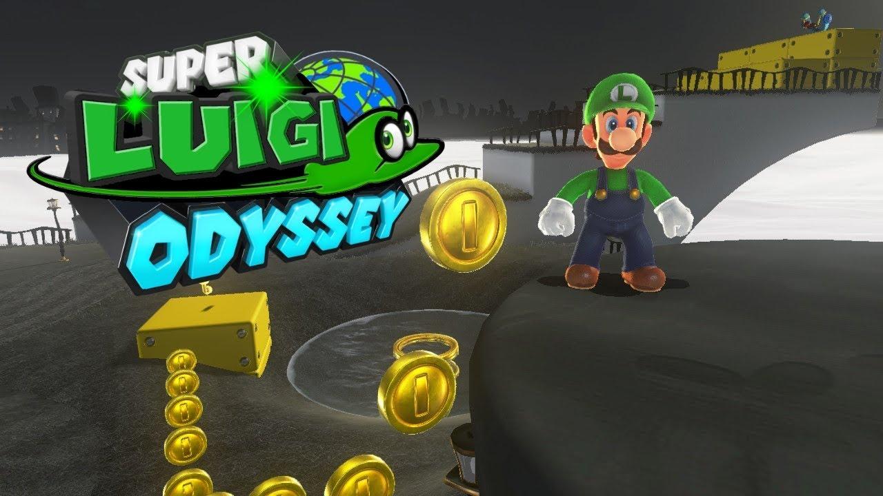 Super Luigi Odyssey v1 1 - update by Wexos & Atlas RELEASE