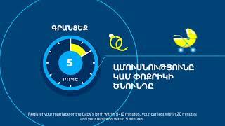 Infoclip_E-Gov /  Էլեկտրոնային կառավարում