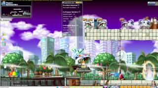 Maplestory Mp3 Training in Singapore