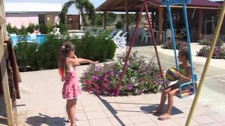 Отдых с детьми в Евпатории, Заозерном(Отдых с детьми в Крыму в отеле