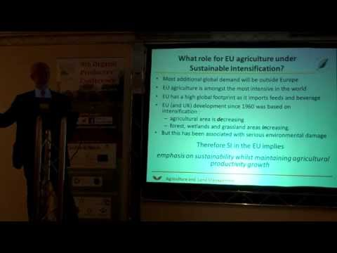 Allan Buckwell: What is sustainable intensification? Does organic farming fit the bill?