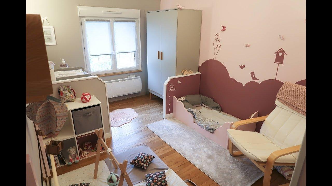 Chambre bébé d\'inspiration MONTESSORI (Décoration et aménagement)