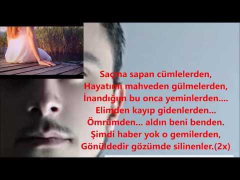 Emir Şamur - Saçma Sapan (Lyrics+Video)