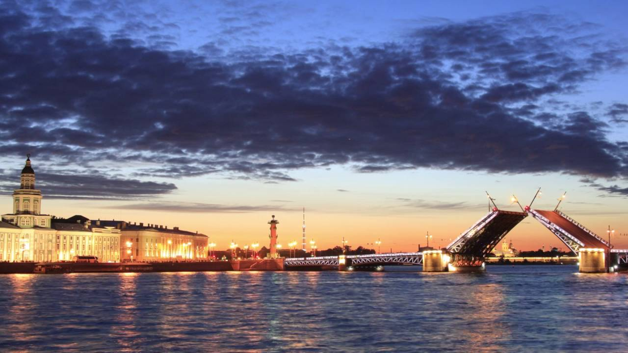 Белые ночи санкт петербург картинки