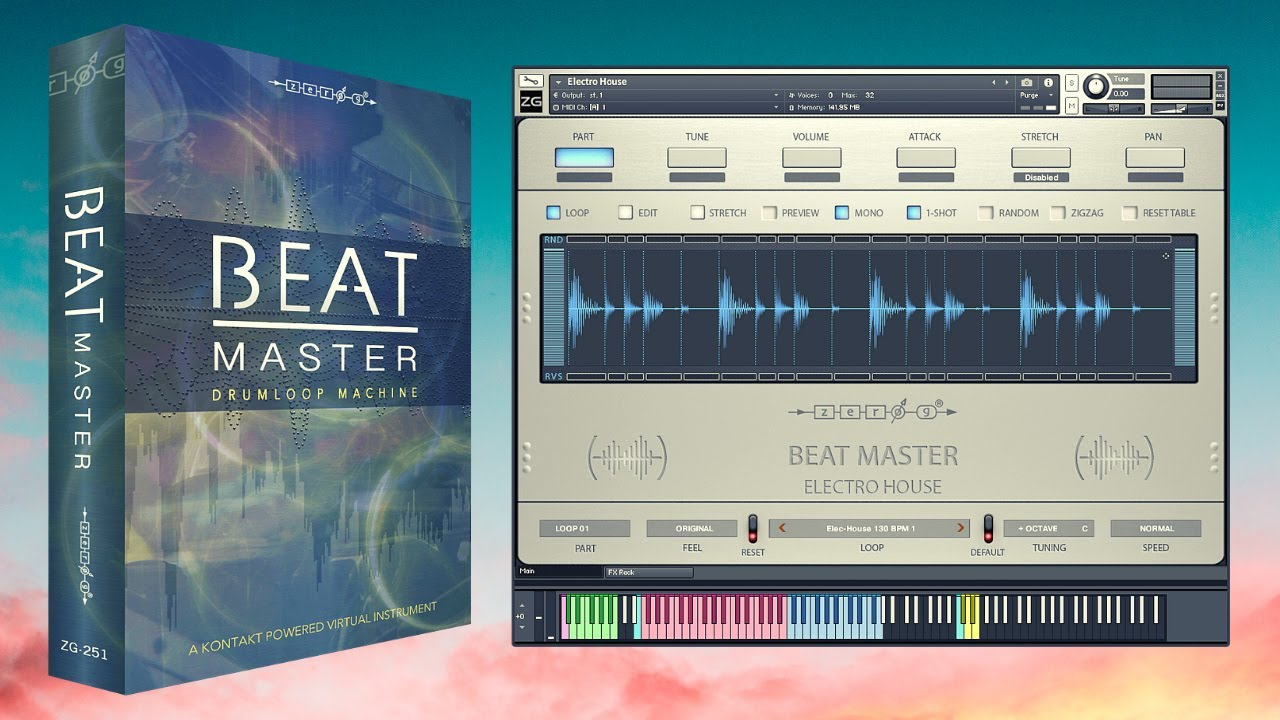 Zero-G - Professional Sample Libraries and Kontakt Virtual Instruments