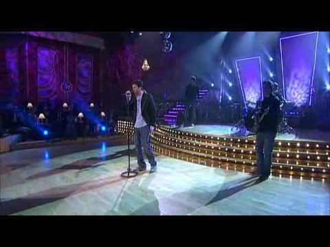 Somebody's Me [LIVE] @ Dancing with the Stars 2007 - Enrique Iglesias