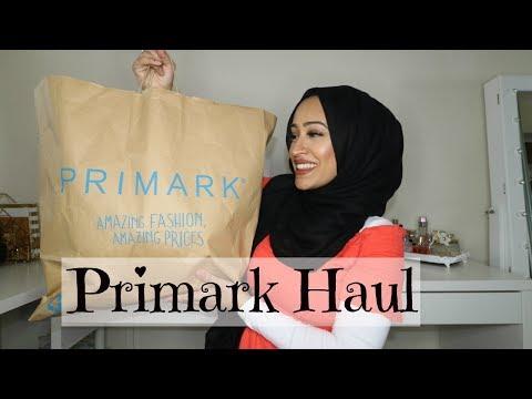My biggest ever Primark Haul & Try On