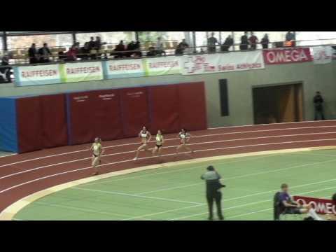 Finale 400m Championnats Suisses
