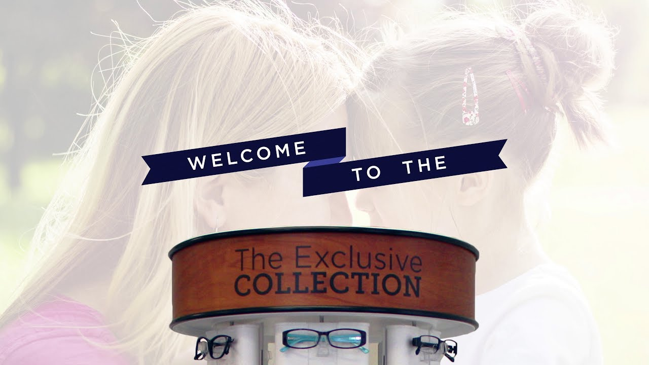 The Exclusive Collection by Davis Vision (Overview) - YouTube