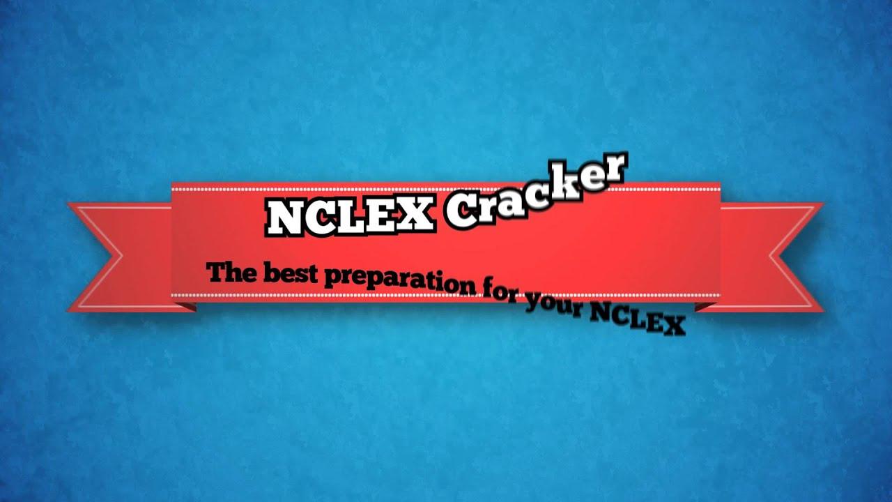 NCLEX Cracker - Preparation for Nurses made easy. Pass your RN Exam!