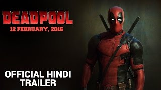 Deadpool | Official Hindi Trailer 2016 | 20th Century FOX