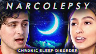 I spent a day with NARCOLEPTIC PEOPLE (Chronic sleep disorder)