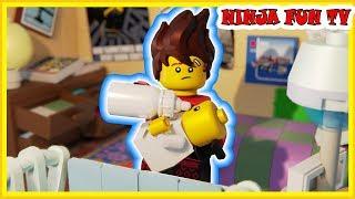 LEGO NINJAGO BABY FAIL