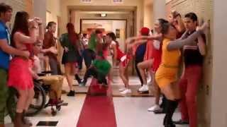 Glee-Blurred Lines-Full Performance-HD Matthew Morrison and Glee Cast