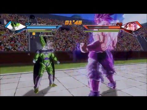 Dragonball Xenoverse Swag Combo #2