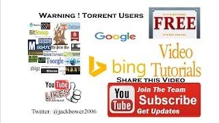 Warning Torrent Users & Openload Pairing Kodi. See Malware attack in Video