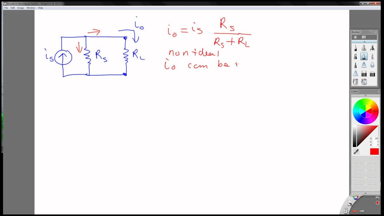 How To Make A Current Voltage Converter With An Op Amp Youtube High Side Sense Circuit Like This One Followed By