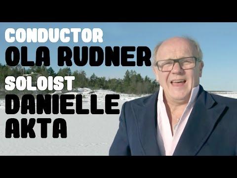 Conductor: Ola Rudner & Soloist: Danielle Akta – Christian Lindberg & Israel NK Orchestra