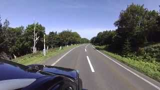 【車載】危ないぞ!エゾシカ!道道93号知床公園線