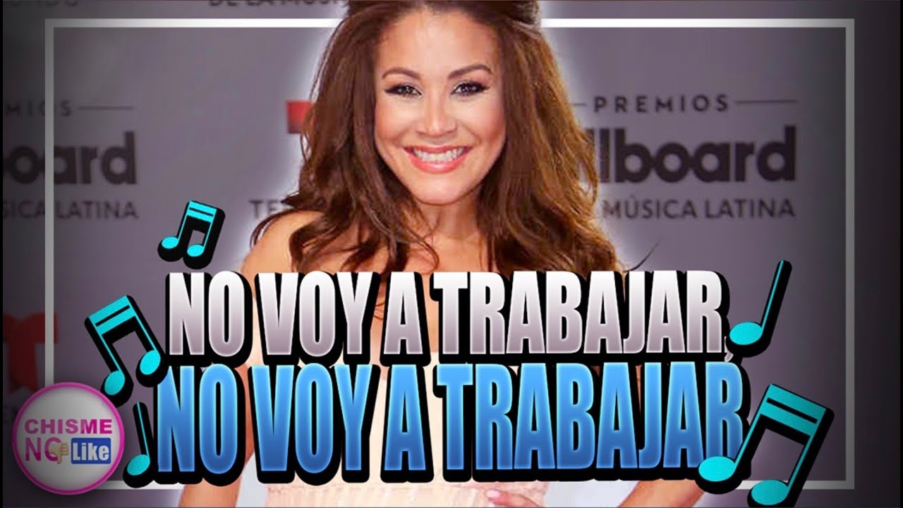 Carolina Sandoval Se Rebela Para No Salir De Su Casa A Trabajar Pero Va Al Salon De Belleza Cnl Youtube
