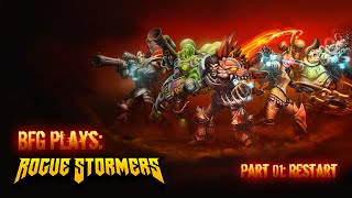 BFG plays: Rogue Stormers (Part 1)