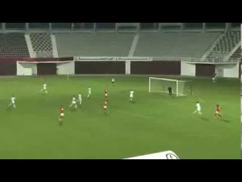 Aras Ozbiliz amazing lob! (FC Spartak Moscow 2:0 FC Bunyodkor)