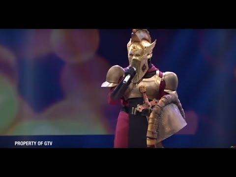 KONTESTAN PALING BIKIN MELELEH!   Best Of The Best The Mask Singer Indonesia (1/4) GTV 2018