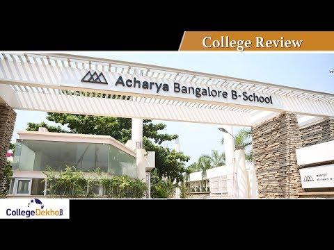 The Acharya Bangalore Business School (2019)