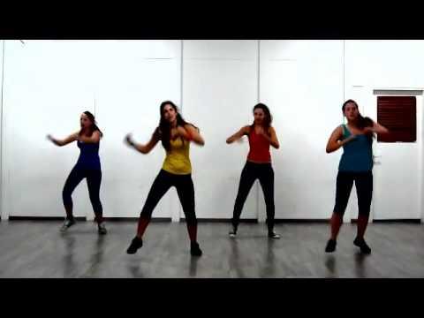 Zumba Dance Fitness - Boom Boom Mama by...