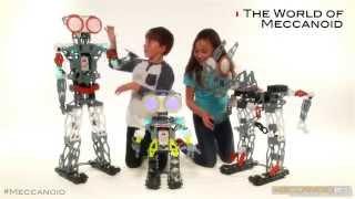 Робот Меканоид G15KS/G15. Купить в интернет-магазине с доставкой по Казахстану(, 2015-10-08T07:49:27.000Z)