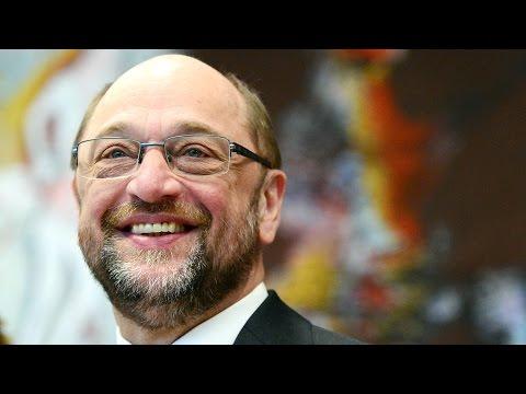 Schulz-Hoch bei der SPD