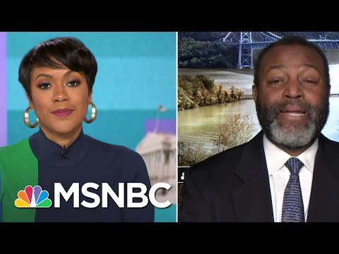 Terrorism Expert Fears Extremist Threat To Government Officials Could Remain   MSNBC