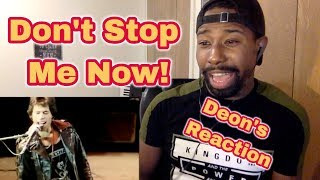 QUEEN REACTION: Deon's First Time Watching Queen's Don't Stop Me Now (Official Video)