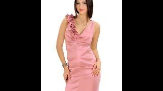 Платье с подрезом под грудь.  Моделирование.