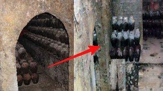 Petani ini Temukan Puluhan Guci Kuno, Saat Dibuka Isinya Mengejutkan !! WOW.. thumbnail