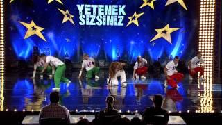 Gambar cover Yetenek Sizsiniz Türkiye - İzmir Flashmob