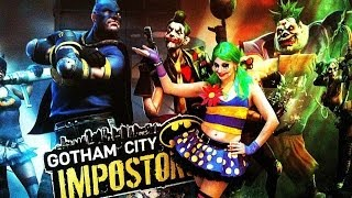 Gotham City Impostors Team Death Match Commentary.