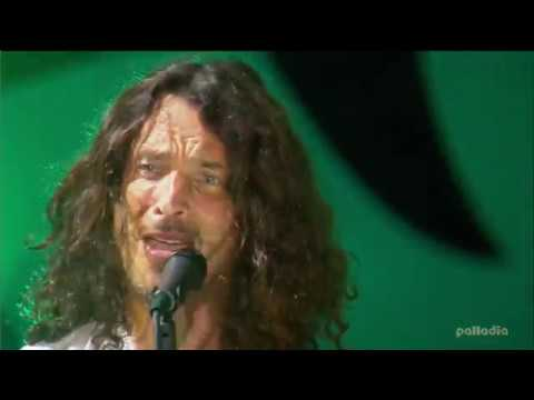 Soundgarden - Live From Lollapalooza 2010 (Chicago, USA) [HD]