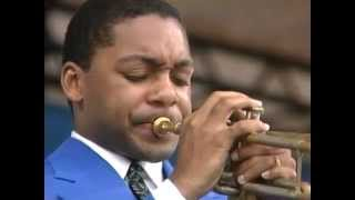 Wynton Marsalis - Embraceable You - 8/19/1989 - Newport Jazz Festival (Official)