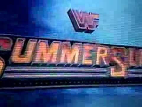 WWF SummerSlam 1994 Intro