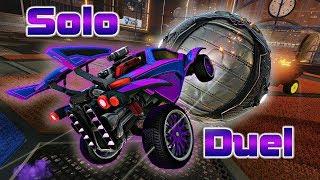 Первая калибровка в 6 сезоне! | Solo Duel | Rocket League