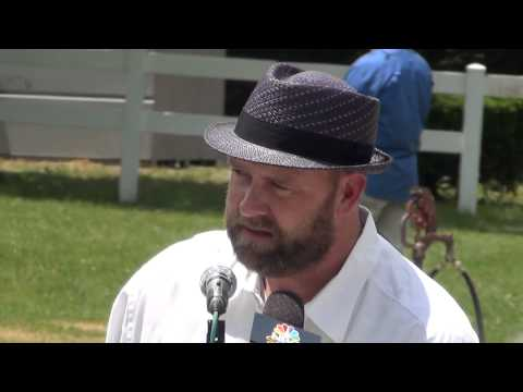 I'll Have Another Belmont press conference 6/8/12