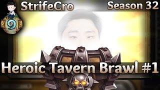Hearthstone Heroic Tavern Brawl: Shaman Part 1