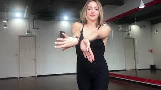 Как делать БАБОЧКУ? | ВОГ | VOGUE Dance Tutorial