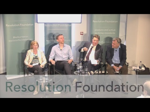 Resolution Foundation Live Stream