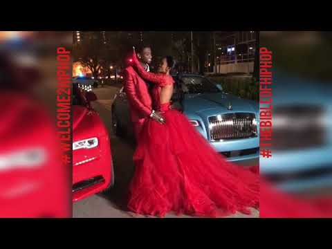 GUCCI MANE BUYS WIFE Keyshia Kaoir  #Hisandher 2017 Rolls Royce WRAITH 24hrs Before BET Wedding Day