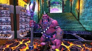 Orcs Must Die! - Lost Adventures - All Cutscenes (Full Walkthrough 4K UHD)