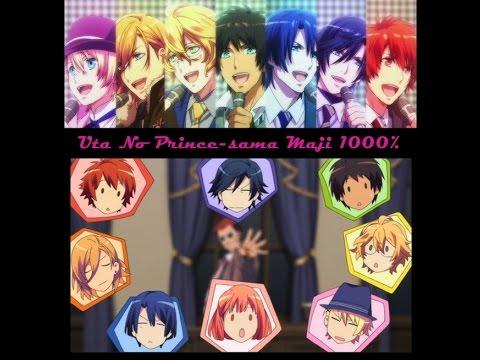 Uta No Prince-sama Maji 1000% Opening with karaoke