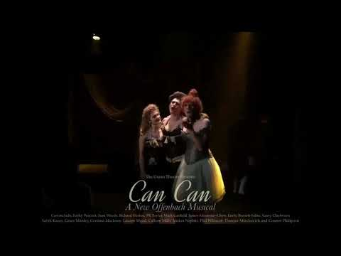 Can Can Show Clips, Union Theatre.