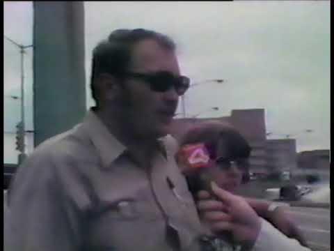Bill Sadler 1977 Markham & University Wreck